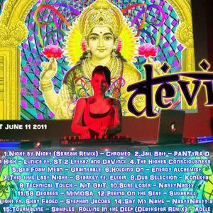 DEVi Live @ Embodybassics Ashland, OR 6/11/11
