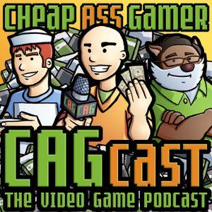 CAGcast #460: Triple Headlander