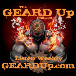 GEARD UP Episode 144 – New IFBB Pro TONY FRIEDRICH