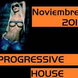 Progressive House Noviembre 11