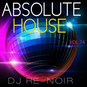 VA - Absolute House Vol.74