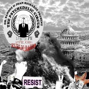 2017/01/28 Doc Sandoz - Psychedelic Circus: Resist