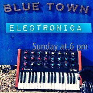 Bluetown Electronica live show 23-6-13