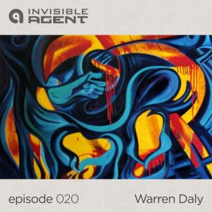 Ambient Chillout - Warren Daly - Invisible Agent Records