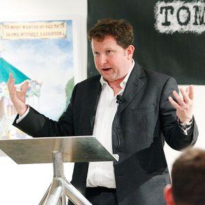 Nick Jenkins, founder of Moonpig.com at ToMax Talks