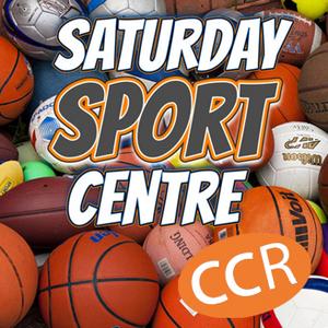 Saturday Sport Centre - @CCRsaturdaySC - 17/10/15 - Chelmsford Community Radio