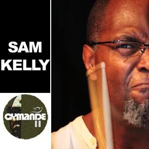 Sam Kelly drummer