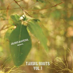 (EGAMIMIX003) VA - Julious Marvesol presents...Taking Roots Vol.1, 2010