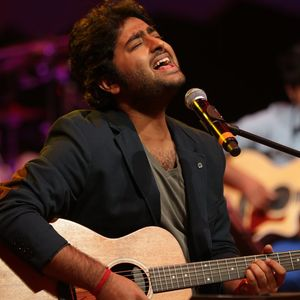 arijit singh mtv unplugged mic test session with rj urmin by omkar