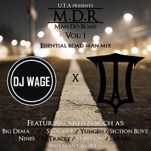 @DJWAGE @UTA_CLOTHING MAN DO ROAD VOLUME ONE