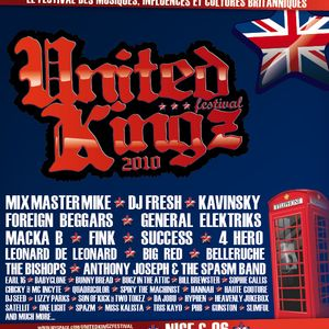 Mix for United Kingz Festival #3