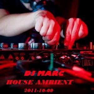 DJ Marc - House-Ambient (2011-10-09)