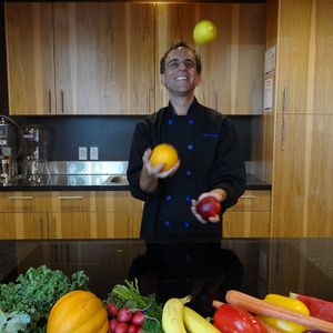 Nu Health Nation Radio: Interview with Executive Chef Mark Reinfeld