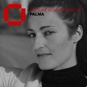 Culture Box Podcast 017 - Palma
