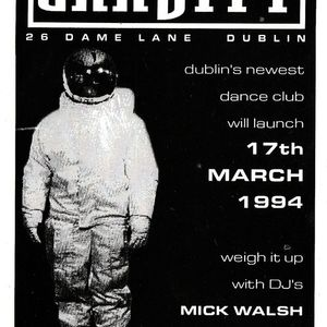 back in time with mick walsh in gravity