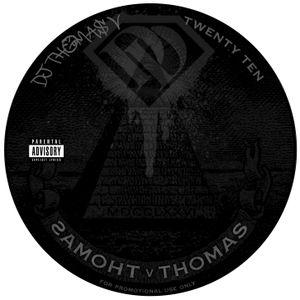 DJ Thomas V - Thomas V Thomas 2010