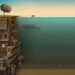 How Deep Is Your House?