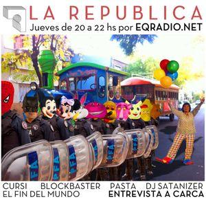La república episodio XVI Carca 25-02-2016