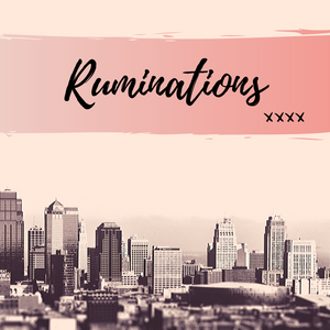 Ruminations Vol. 40 (Series X) - Previews Only For Zouk My World Radio