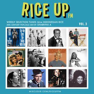 Rice Up FM Vol.3 (20th Century Pop/Jazz)