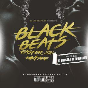 DJ Shusta & DJ Evolution - Black Beats Mixtape Vol. 4 (Easter Edition 2016)