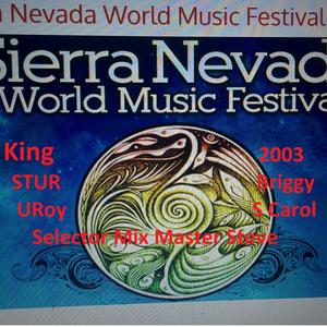 Sturgav @ Angels Camp Calf - URoy-Briggy- S Carol- Mix Master Steve selector 21 Jun 2003  (DBcd)