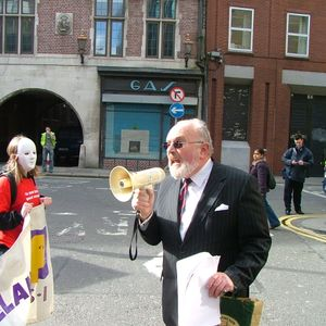 Damian O'Farrell outlines his reasons for voting against the nomination of David Norris.