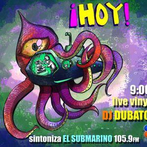 El Submarino - 10 Sept 2012 - Profundidad máxima (Bloque3) - Puebla FM - 105.9Mhz