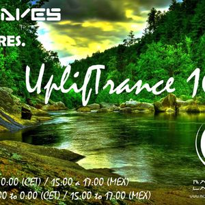 Twinwaves pres. UplifTrance 161 (07-09-2016)