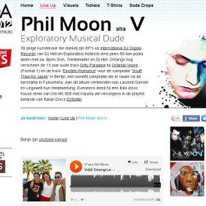 Belgian Phil Moon -Democrazy-Ghent-1996