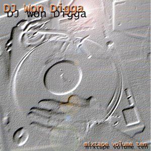 DJ Digga mixtape vol. 10 (2000)