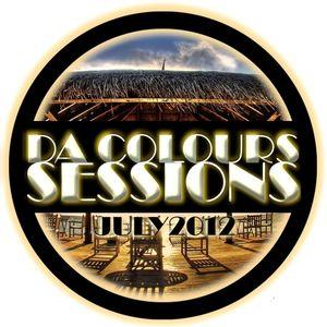 ALBERT APONTE / DA COLOURS SESSIONS (July 2012)