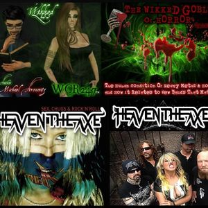 WCR247 Goblet Series Interview With HEAVEN THE AXE (2017's Best WHRockShow Series of 2016)