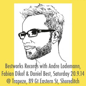 Fabian Dikof Guest Mix - Bestworks Records 20 Sept