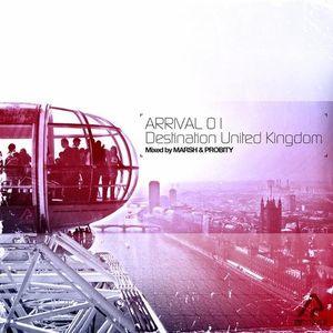 Marsh & Probity - 'Arrival 01: Destination United Kingdom' (Progressive House Mix)