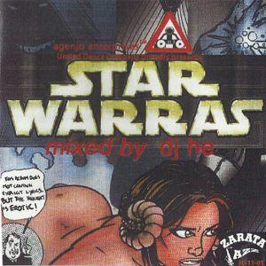 DJ he presents STAR WARRAS @ Zarata Jazz Café 30-11-2001 part2