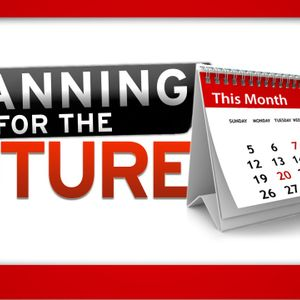 Planning for the Future - Audio