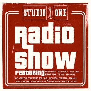 Studio One Radio Show pt1 - sound of young jamaica (sat. july 16th, 1977)
