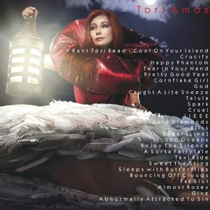 The Sandman Chronicles present: The Resurrection of Tori Amos - on Poplie radio