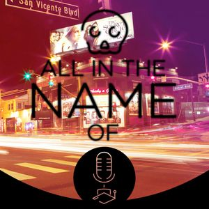 All In The Name Of #004 - Cover