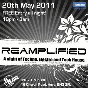 Reamplified 16 Minimal Sessions (192Kbps)