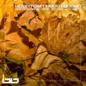 Beantown Boogiedown Podcast 003: Judea Stonez