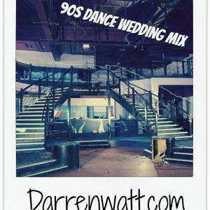 Darren's Classic 90's Dance Mix (Wedding)