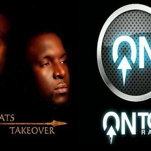 Afrobeats Takeover - 09.06.2012 - www.ontopfm.net