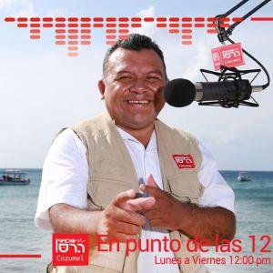 EN PUNTO DE LAS 12 18 ENERO 2017