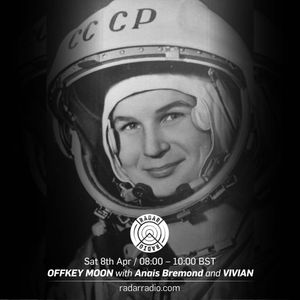 Offkey Moon w/ Vivian - 8th April 2017