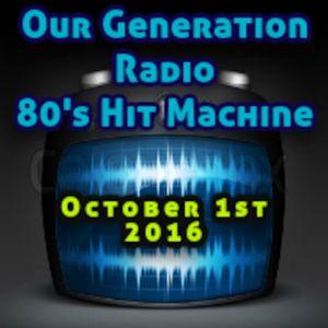 Our Generation Radio - 80's Breakfast