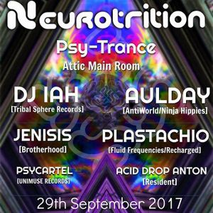 DJ AULDAY @ Neurotrition - The Attic Torquay