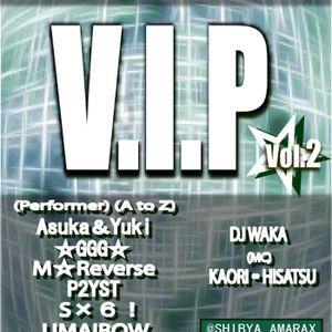 V.I.P vol-2 DJ WAKA K-P0P Open~1h SET-01