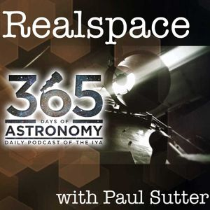 Real Space - #16 - Fraser Cain on Science Journalism